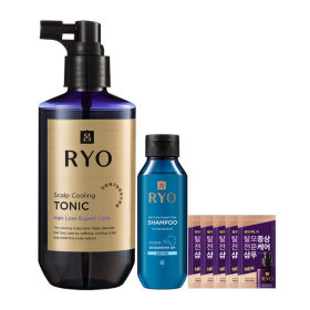 RYO Jayang 9EX Hair Loss Care Scalp Cooling Tonic 145ml +Giveaway