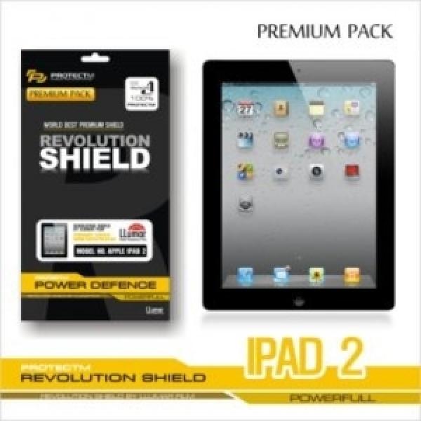 아이패드2 전용 전신보호필름/iPad2/레볼루션쉴드 프리미엄팩 프로텍트엠 상품이미지