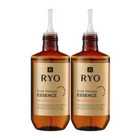 RYO Jayang Hair Loss Expert Care Scalp Massage Essence 80ml x 2pcs