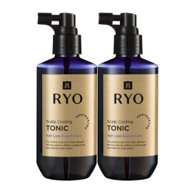 RYO Jayang 9EX Hair Loss Expert Care Scalp Cooling TONIC 145ml x 2pcs