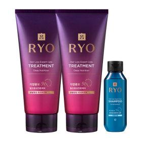RYO Jayangyunmo Deep Nutrition Treatment 330ml x 2 +Giveaway