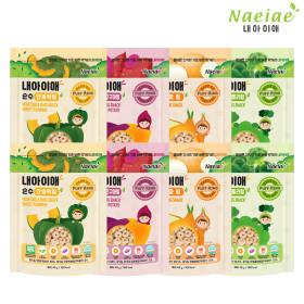 Organic vegetable ring snack 20-item set