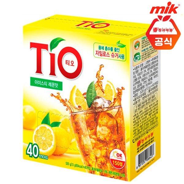 동서 티오 아이스티 레몬맛40T 상품이미지