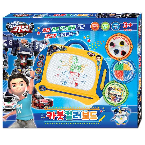 헬로카봇 컬러보드/자석스케치/그림판/장난감 선물 상품이미지