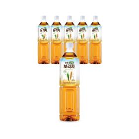 밀싹보리차 1.5L 6PET/음료수