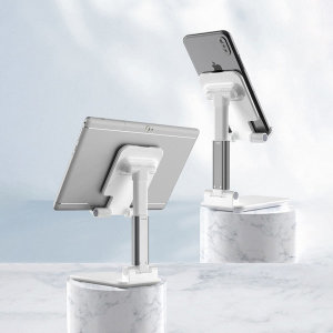 1+1 접이식 탁상용 스탠드 스마트폰 태블릿 거치대