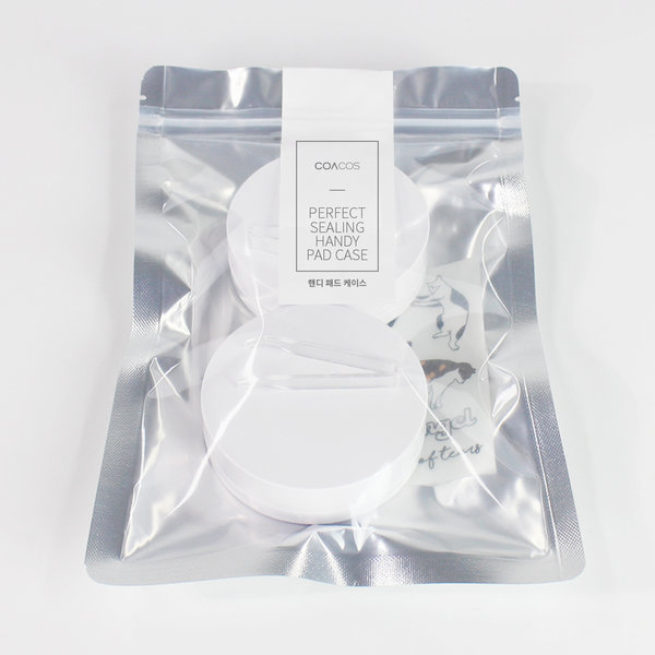완벽 밀폐 휴대용 핸디 패드 케이스  2개 상품이미지