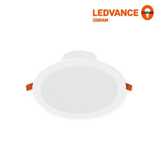오스람 LED 다운라이트 실내 매입등 6인치 16w 주광색 상품이미지