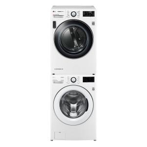 LG 트롬 세탁기건조기세트 F19WDB-6WAA
