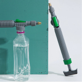 가정용 화분 페트병 고압 공기 압축 분사 분무기