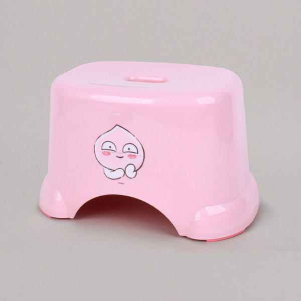 카카오프렌즈_목욕의자_어피치 핑크 상품이미지