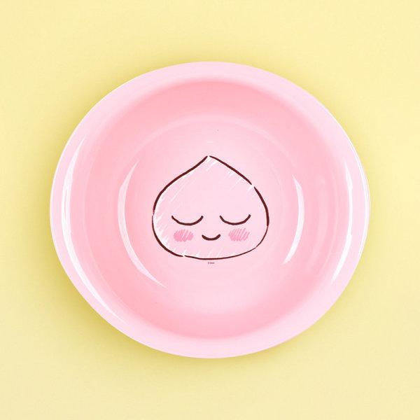 카카오프렌즈_욕실대야_어피치 핑크 상품이미지