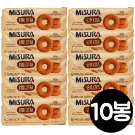 미주라 통밀 도넛츠 230gx10개/도너츠/토스트/과자