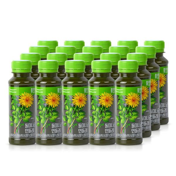 녹즙 일일배달 돌미나리 민들레 130ml 4주(월~금) 상품이미지