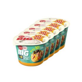 Hetbahn Cupbahn BIG Spam Mayo Rice Bowl 307 g x 5 ea