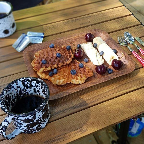 (evelin(에블린)) 에블린 림 트레이 스몰 나무 우드 원목 카페 쟁반 감성 상품이미지