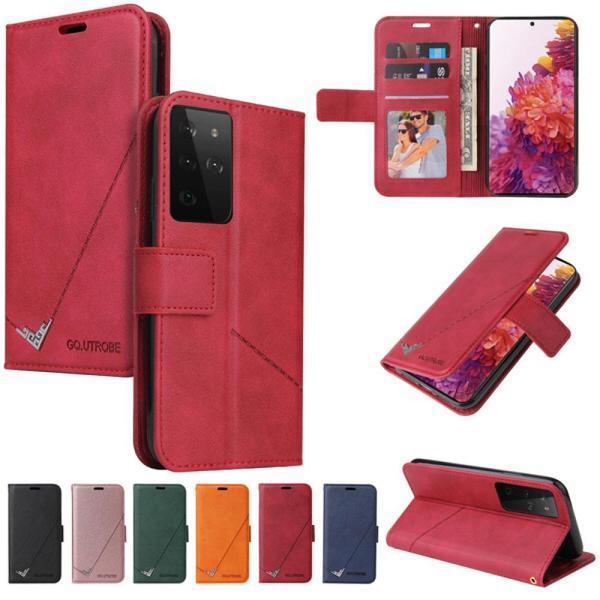 갤럭시A02s 해외판 A025 심플 컬러 마그네틱 플립 핸드폰 케이스-수나르 상품이미지