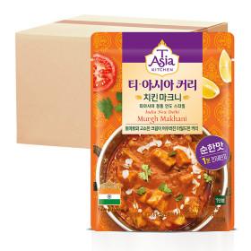 티아시아 치킨 마크니 커리 전자레인지용 170g x 12봉