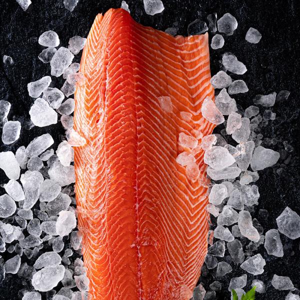노르웨이 생연어 연어회 필렛 1kg 상품이미지