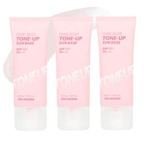 Pink Blur Tone-Up Sun Base 40ml 1+1+1