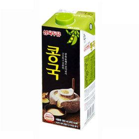 삼육두유 콩국 950ml x 6팩 /건강음료