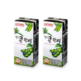 검은콩참깨 두유 190ml x 48팩 건강음료 선물
