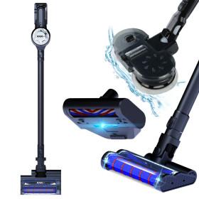 작스제로 무선청소기 최신형 420W UV살균 듀얼물걸래