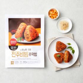 CJ)비비고전주비빔주먹밥500G