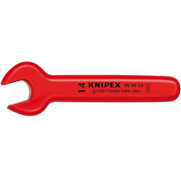 크니펙스 절연 스패너 98-00-17 17.0mm (1EA) 크롬바 상품이미지