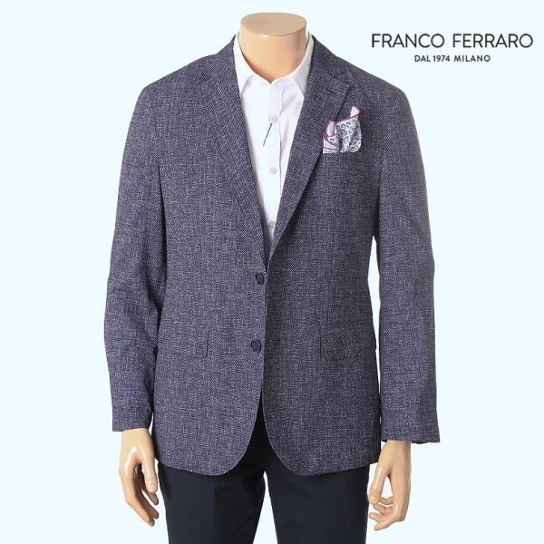 프랑코페라로  에어메쉬 트윌 프린트 자켓 ASB9203 ASB920349 FFR3612 상품이미지