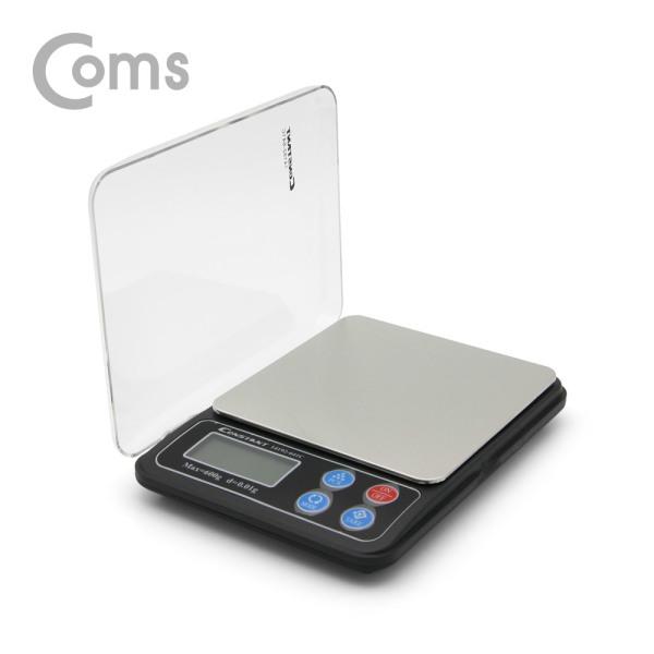 Coms ID242 초정밀 전자 저울 최대 600g 측정 상품이미지