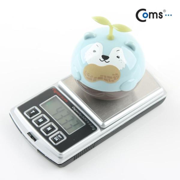 Coms BE027 가정용 저울 간이 전자형 300g 측정 AAA x 상품이미지