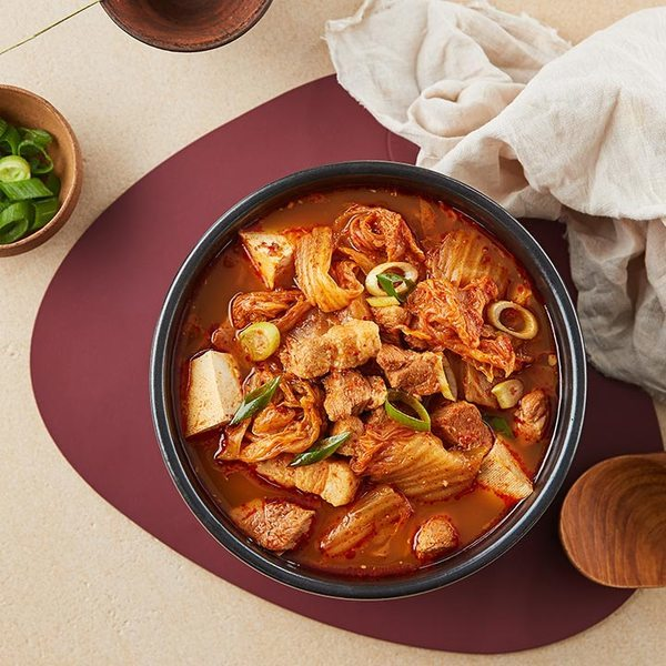 더반찬  생고기돼지김치찌개(600g) 상품이미지