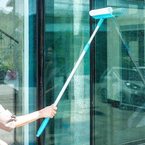 2단 고무 스폰지 유리닦이/창문청소 유리청소 창닦이 상품이미지
