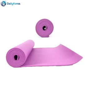 아이워너 대만산 PVC 요가매트 6.3mm 퍼플 필라테스 D