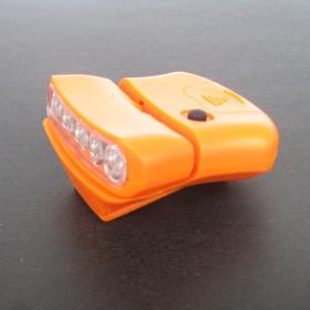 LED 각도조절캡라이트/낚시 등산 모자렌턴 모자라이트