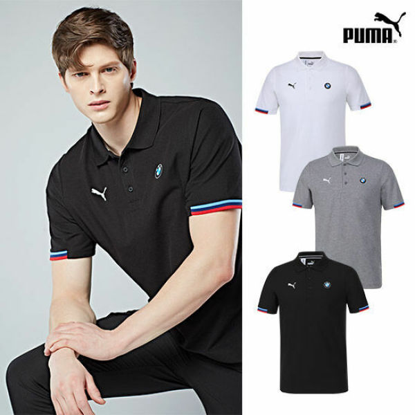 21썸머 공용)푸마 BMW 클래식 카라셔츠 1종 글로벌 상품이미지