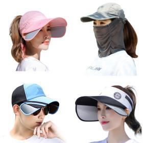 여성 남자 여자 남성 여름 벙거지 야구 썬캡 모자