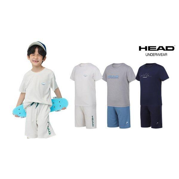 헤드(HEAD) 남아 썸머 멀티 이지웨어 3세트 상품이미지