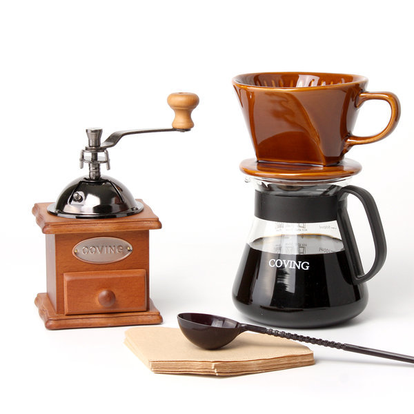 (소울빈)핸드밀 드립커피세트(선택형)//커피그라인더 상품이미지