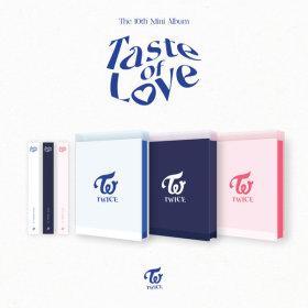 트와이스(TWICE) - 미니10집 Taste of Love'  (Taste+Fallen+ InLove ver. 3종)포스터 2종 (특전포카 마감)