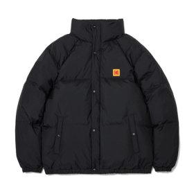 컬러플러스 숏 다운 자켓 BLACK