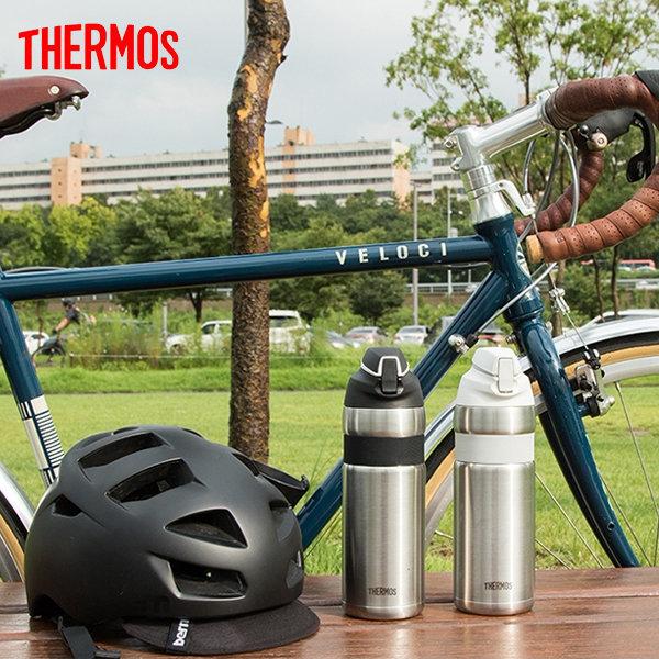 써모스 진공단열 스트로 보틀 FFQ-600K 자전거 보냉 상품이미지