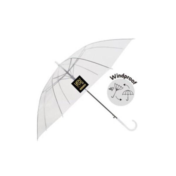 유어스 비닐장우산 투명 65cm 상품이미지