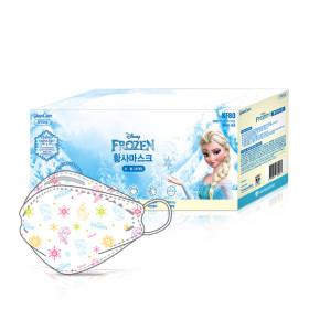 애니가드 KF80 겨울왕국 소형 마스크 30매 벌크포장