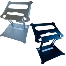 휴대용 접이식 알루미늄 노트북 거치대 맥북 받침대