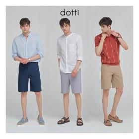[도티] [DOTTI] 남성 인견블렌디드 반바지 3종