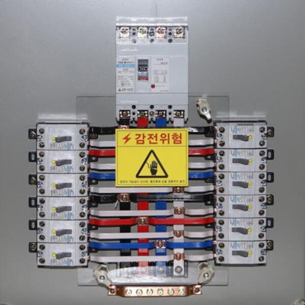 분전반 분전함 조림형 일신 500x600x150 완제품 MS-3 상품이미지