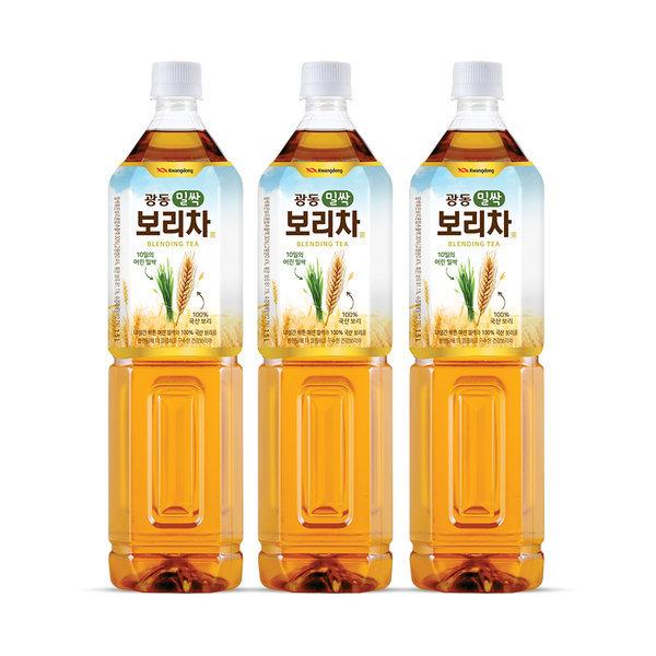 광동 밀싹보리차 1.5L x12개(1박스) /차/음료/음료수 상품이미지