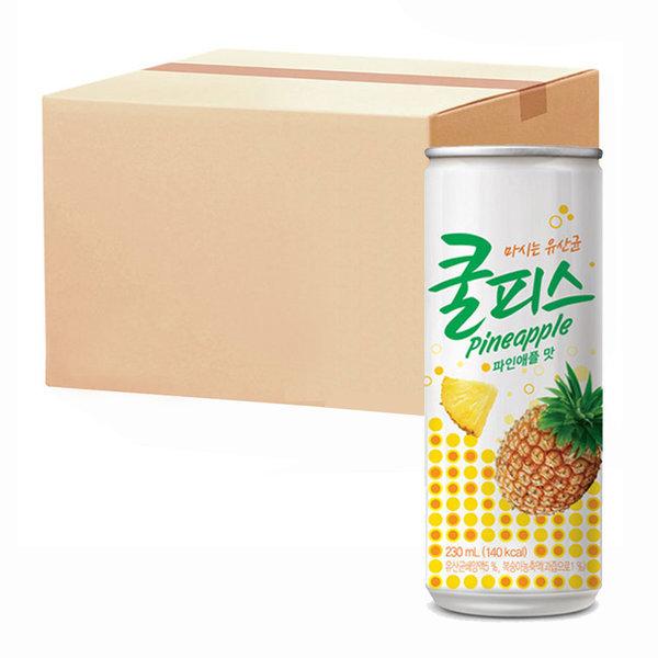 동원 쿨피스 파인애플 230ml 30캔 (1박스) 상품이미지